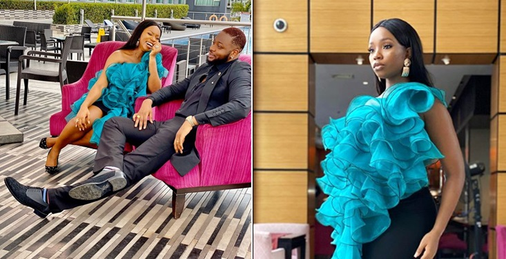 Dazzling new photos of BamBam and her husband Teddy A