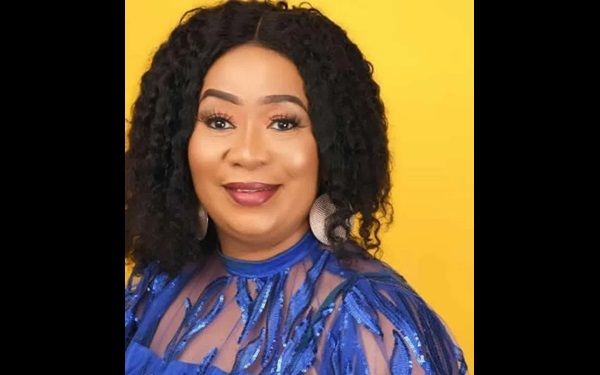 Men should be allowed to marry two wives to reduce the high rate of adultery – Gospel singer, Stella Seal (Video)