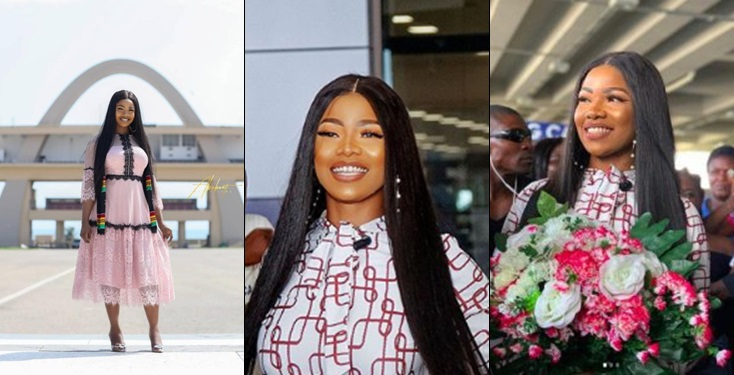 """""""Ghana Is Better Than Nigeria, My Nation Needs To Learn"""" – Tacha Reveals During Tour"""