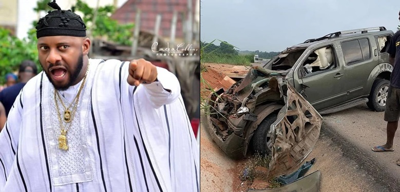 'No one celebrated my life when I had ghastly accident, fake love everywhere' – Yul Edochie
