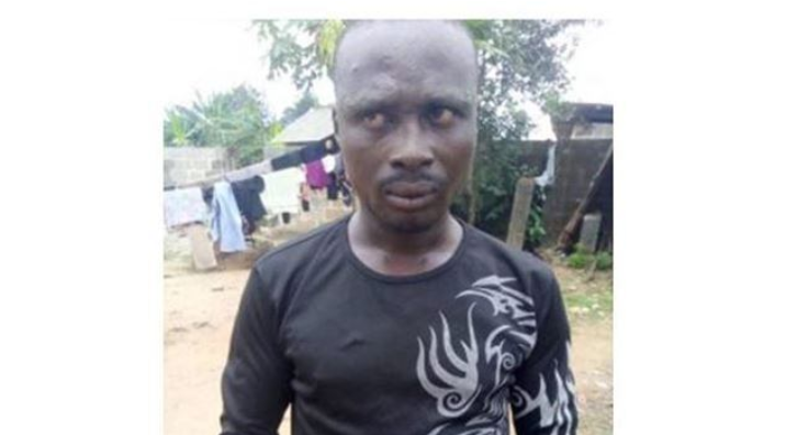 Man kills wife's concubine