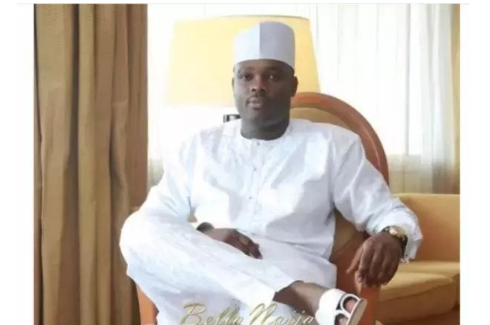 Daughter of Atiku cries over his brother