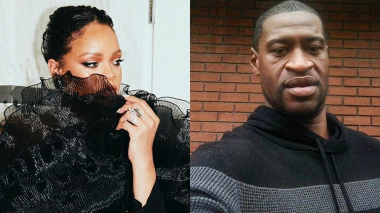 Rihanna, George Floyd, Derek Chauvin, Minneapolis police, Death, Breaking, Breaking news, Entertainment news