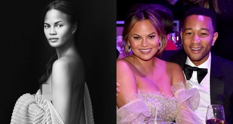 'I'm getting my boobs out!' Chrissy Teigen reveals why she is having her breast implant removed
