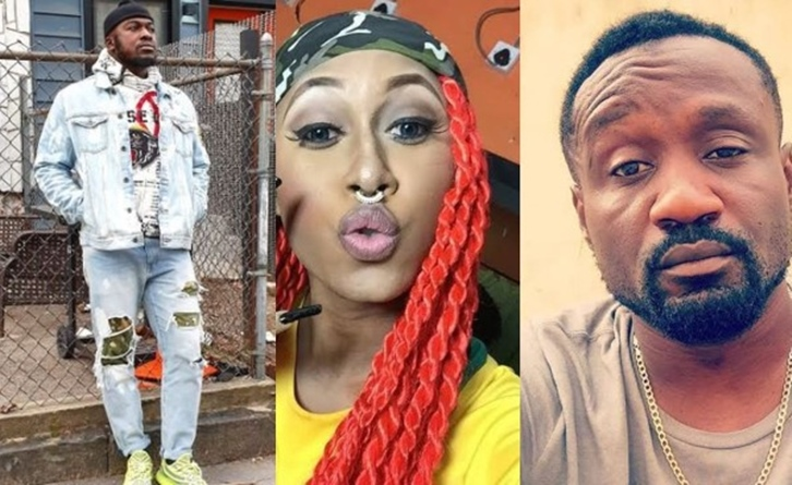 Breaking news, Breaking, Entertainment news,Cynthia Morgan use your new found fame Nobody owes you anything, own up to your mistakes and grow - Yemi Alade's record label boss, Taiye Aliyu tells Cynthia Morgan