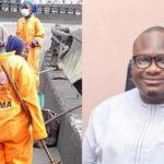 Mr Ibrahim Odumboni,LAWMA, Salary, Lagos, Road sweepers,News, breaking news, latest news, Nigeria news, naija news, trending news, bbc news, vanguard news today, davido