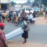 Woman gifts her husband a coffin on Fathers' Day in Anambra State (photos)