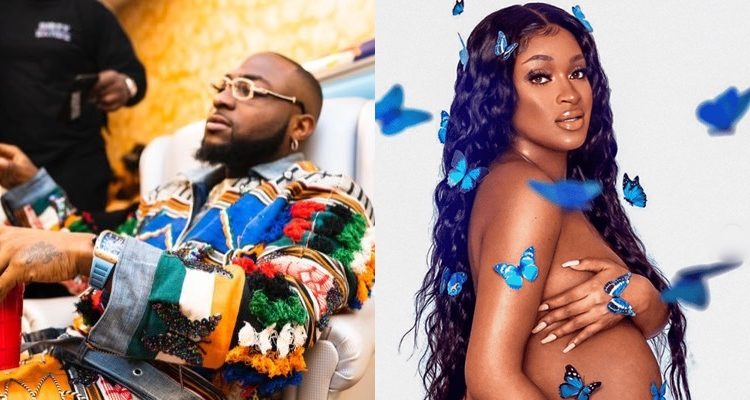 News, breaking news, latest news, Nigeria news, naija news, trending news, bbc news, vanguard news today, davidoBREAKING: aDavido allegedly welcomes another baby boy with London-based makeup artist, Larissa