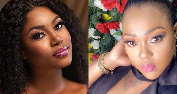 Ghanaian slay queen Mona Gucci threatens to expose Yvonne Nelson