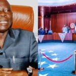 oshiomhole,Oshiomhole-backed NWC, dares, Buhari, NEC meeting, illegal