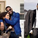 """""""You mean Everything to me"""" - Dbanj celebrates wedding anniversary with loving note to wife"""