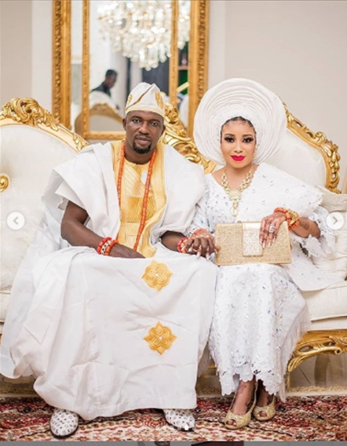 Lizzy Anjorin's husband once married and have children with his niece - Global Excellence Magazine, Actress calls for DNA