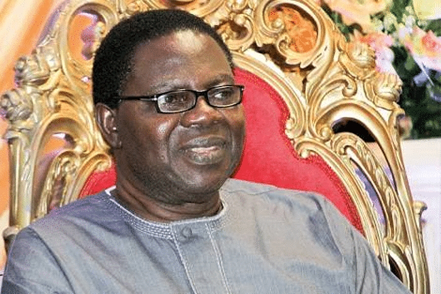 Only a foolish old man will marry a young lady who is just starting life' - Ebenezer Obey