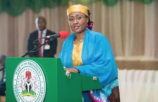 EXPOSED: Real Reason President Buhari's Wife, Aisha, Travelled To Dubai