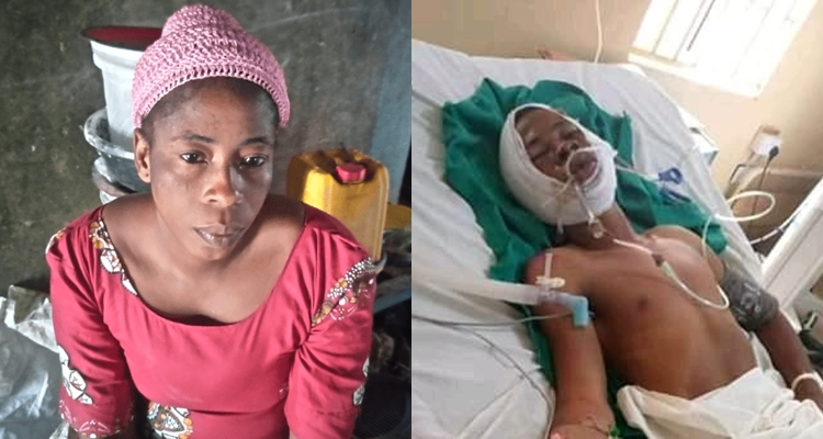 """""""The world has ended for me"""" - Widow narrates how Osun police officer allegedly killed her 20-year-old son a month before graduation ceremony"""