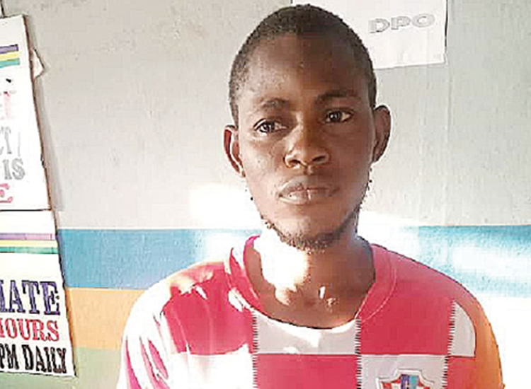 Teacher arrested for repeatedly raping 15-yr-old WAEC candidate in Ogun