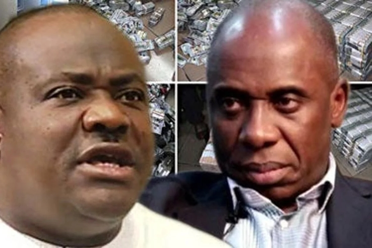 Amaechi should be in jail, not a Minister – Wike fires back