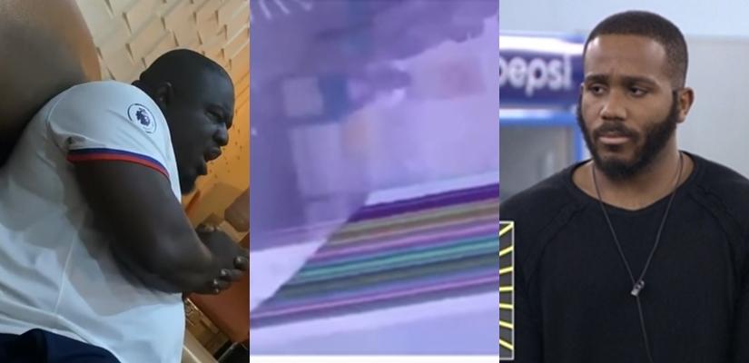 Soso Soberekon breaks TV as soon as Kiddwaya was evicted from Biggie's house