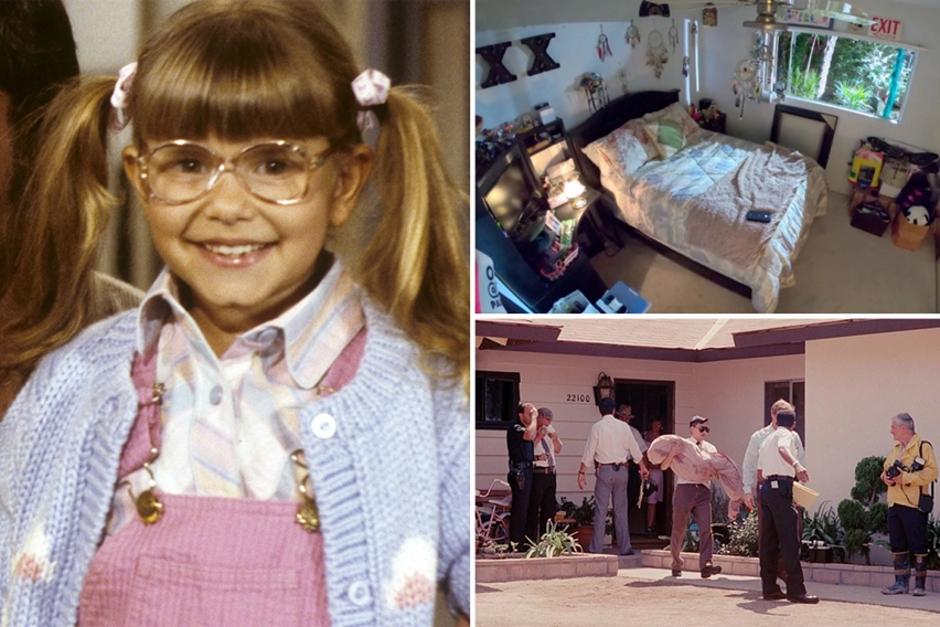 RECURRING PART Ghost of Jaws child star Judith Barsi 'is HAUNTING LA home 32 years after she was brutally murdered by drunken dad'