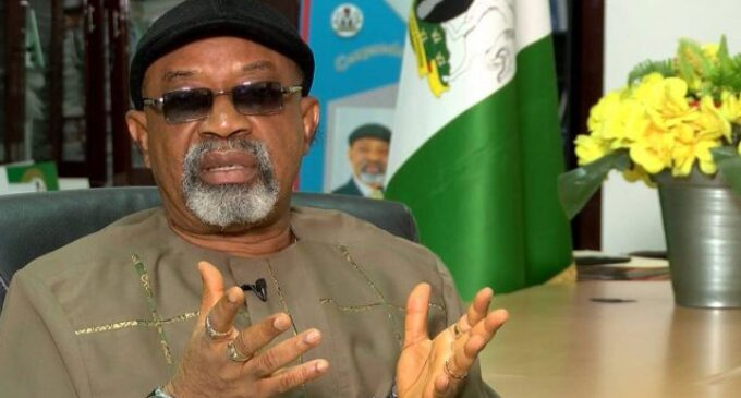 ASUU strike: I could have allowed my children enjoy free education in US but I didn't, says Ngige