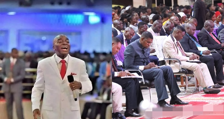 Pastors, workers who attended Shiloh 2020 allegedly down with COVID-19, plus family members
