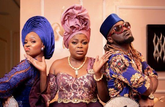 WATCH: Yemi Alade features Rudeboy, Funke Akindele in 'Deceive' visuals