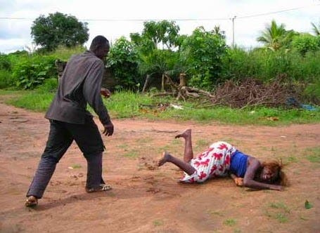Abusive Man Assaults Wife For Denying Him Roasted Meat