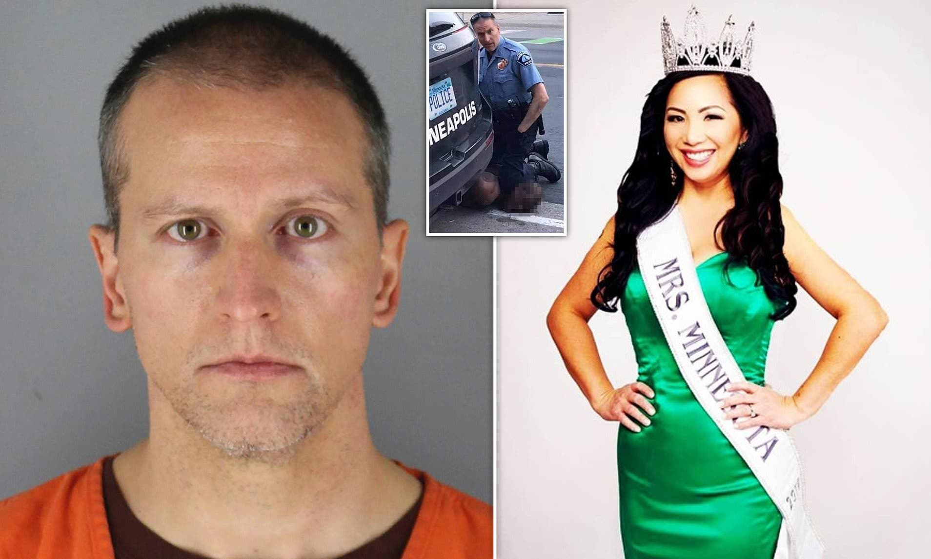 """Derek Chauvin Tried To Transfer Assets To Wife Kellie, Rejected As """"Fraudulent"""" By Judge"""