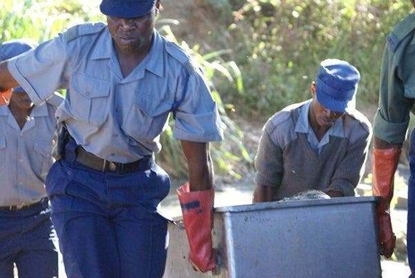 Man Killed At Shebeen In A Brawl Over A Woman