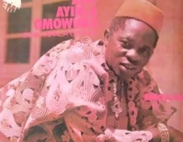 ayinla omowura , ayinla omowura house , ayinla omowura music , old yoruba musicians , ayinla omowura songs