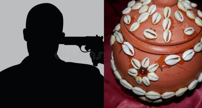 "A Man shoot and kills himself whiles boasting of "" juju powers"""