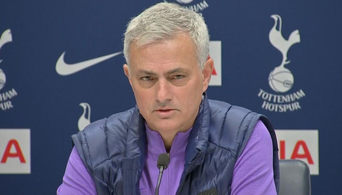 Jose Mourinho Sacked By Tottenham Hotspur | JUST IN
