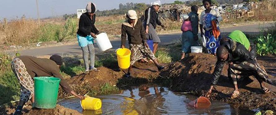Mashura: Hopley Families Traumatized After Finding Decomposing Body In Drinking Water Well