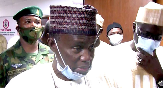 I Don't Believe In Killing Bandits, They're Innocent Until Proven Guilty – Defence Minister