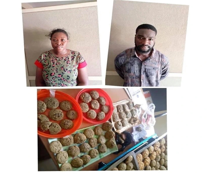 I prepare the cookies with my friend while my boyfriend supplies the hard drug I use for it- Suspect