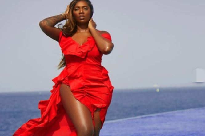 How I tried to bleach my skin with lemon because of my hatred for black skin -Tiwa Savage confesses