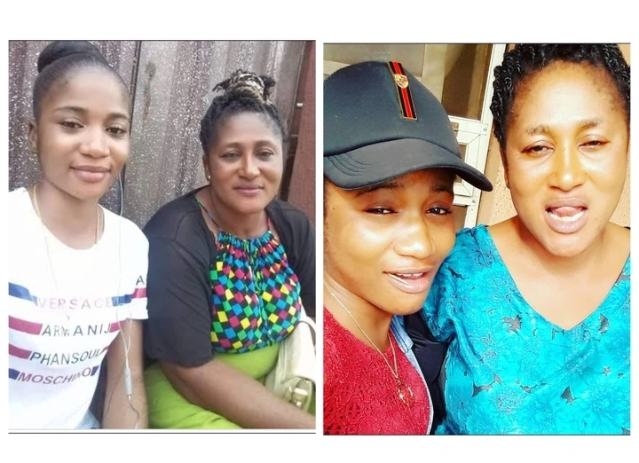 See Photos Of Late Ada Jesus And Her Mother