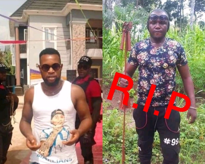 """Ikonso My Brother, Your Death Will Be Revenged""""- Zonaboy Obi Says After  Ikonso Died In A Gun Battle - Sleek Gist"""