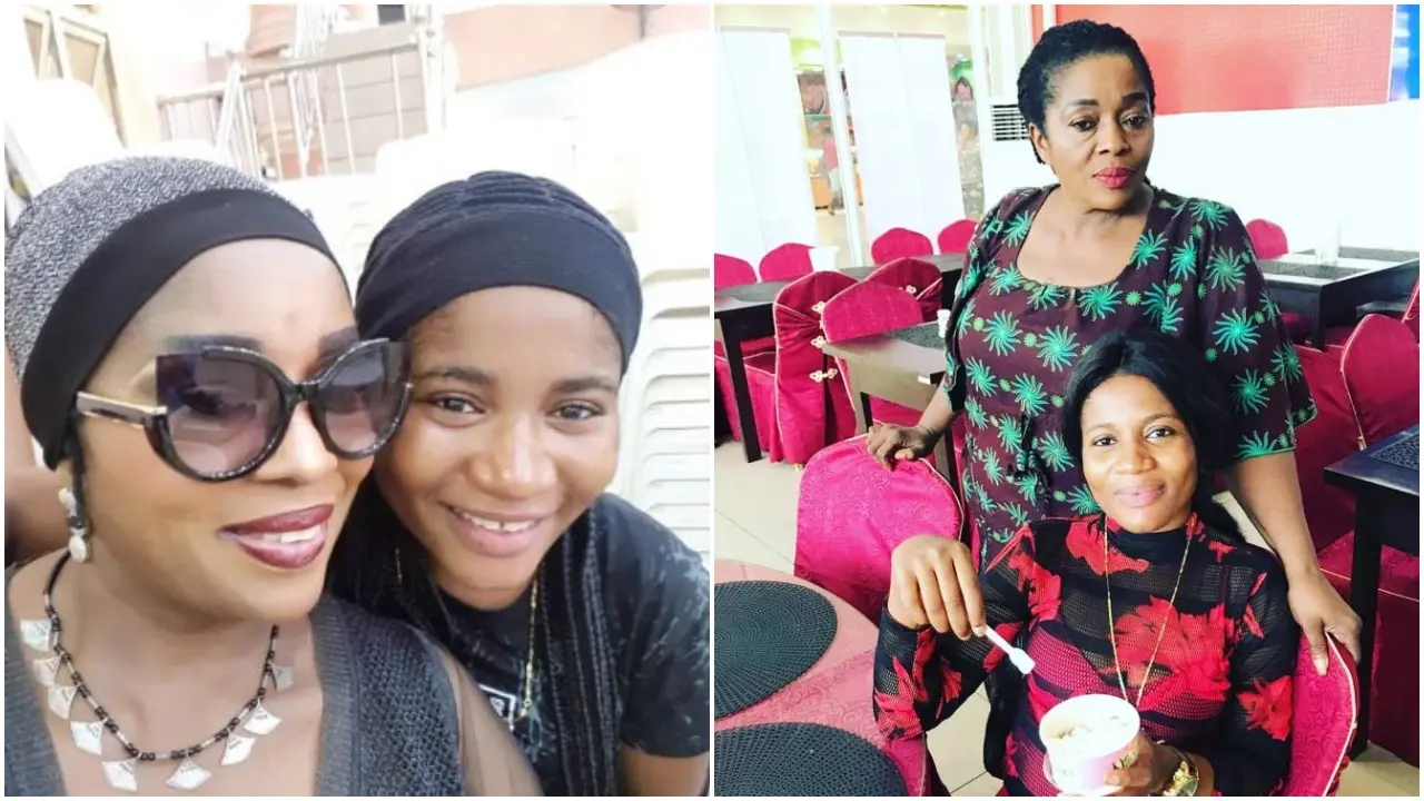 'You will be next' Rita Edochie threatens Nigerians who blame her over Ada Jesus' death