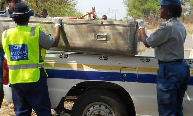 Tragedy As Mourner Dies After Falling Off Moving Truck