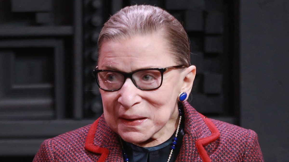 Ruth Bader Ginsburg Leaves Everything to Kids & Housekeeper in Will
