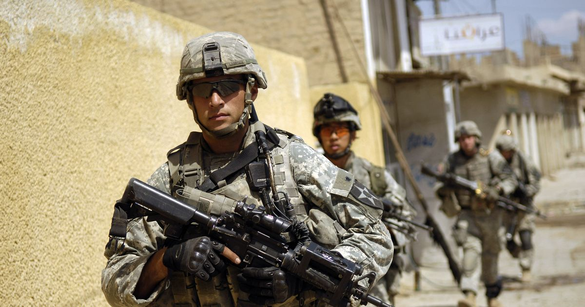 Pentagon operating 60,000-strong 'secret army' who travel disguised as civilians - report