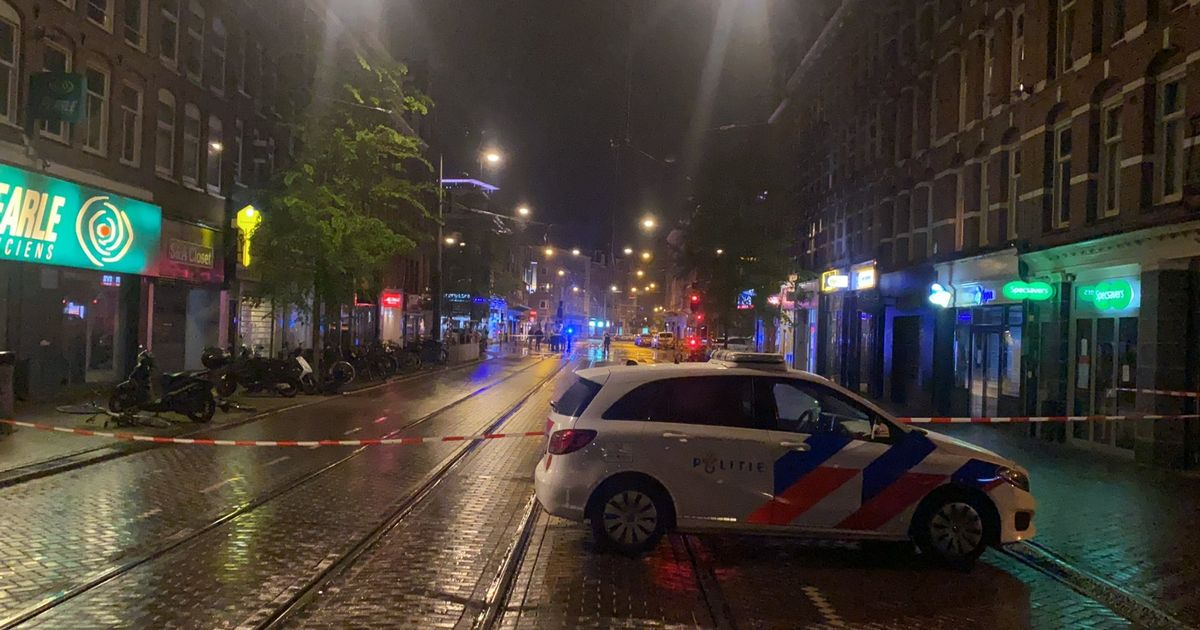 Amsterdam stabbing: One knifed to death and four wounded after stabbing spree in city
