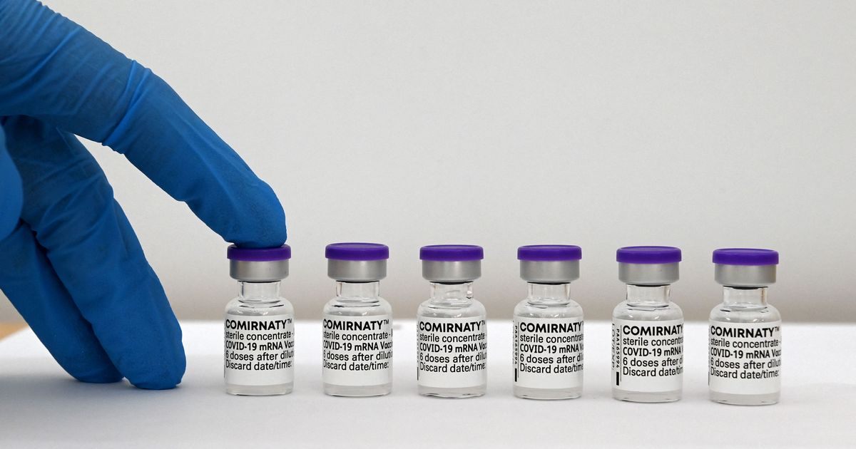 Woman accidentally given six doses of Covid vaccine in single jab after nurse's blunder