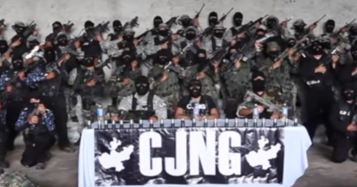 Mexico's most deadly cartel 'recruiting army' of killer kids by handing out toys