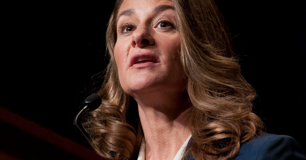 Melinda Gates 'booked £95k-a-night private island to hide from divorce fallout'