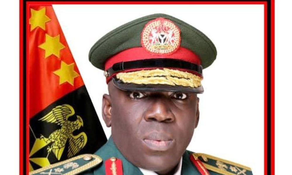 Nigeria's Chief of Army Staff Ibrahim Attahiru Dies in Plane Crash