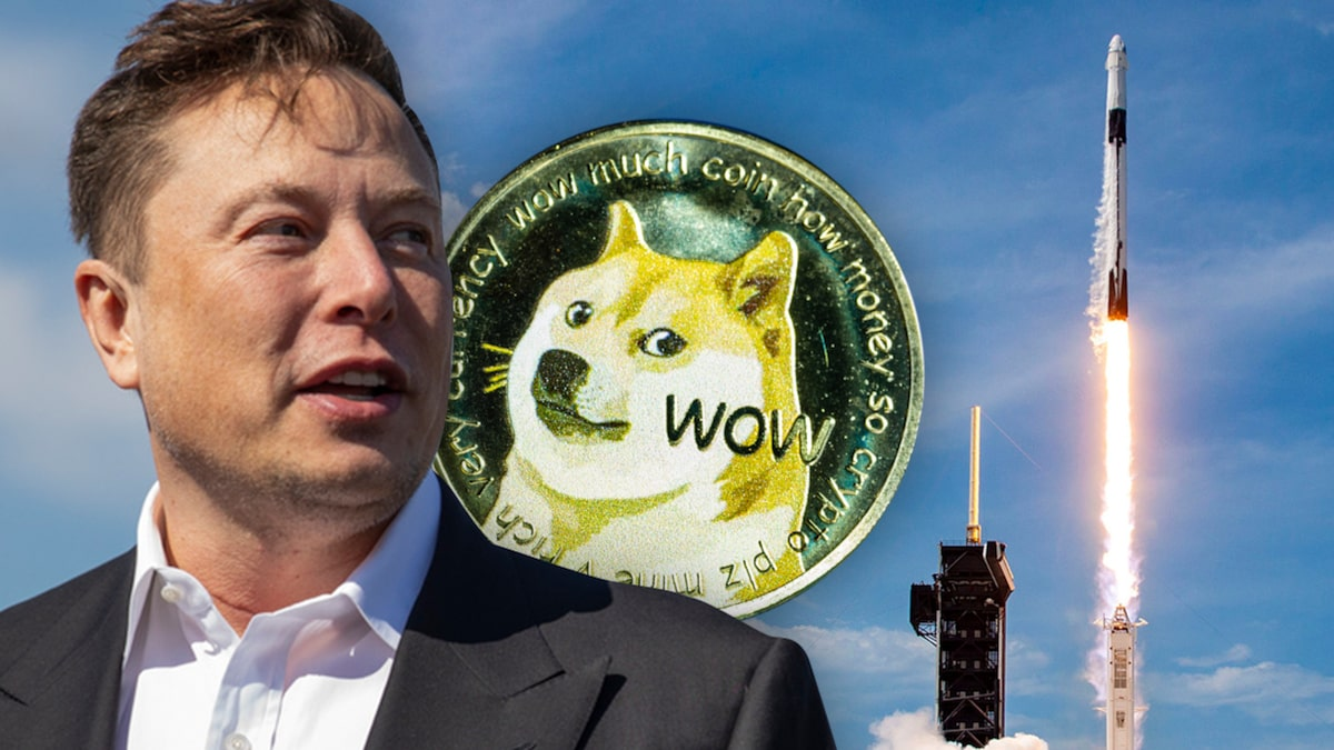 SpaceX Sending Dogecoin-Funded Satellite to the Moon in 2022