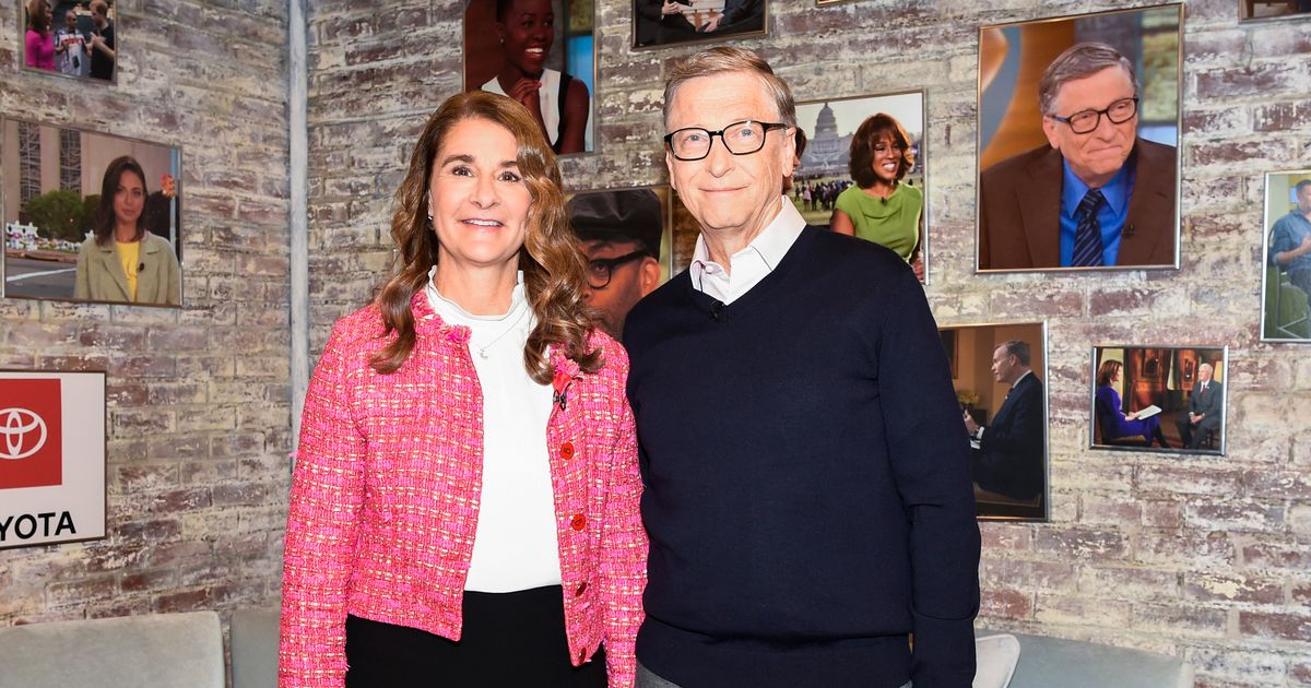 Bill Gates made 'deal' to go on annual holiday with ex when he married Melinda
