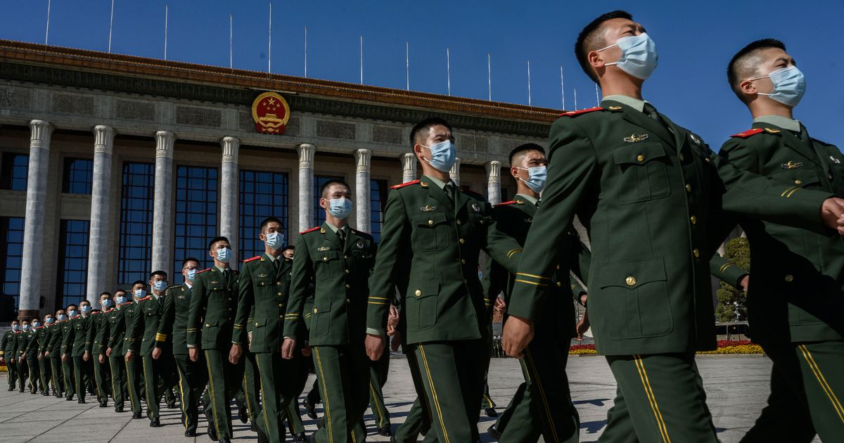 WW3 fears as China 'preparing for war' and using 'cognitive warfare', expert warns